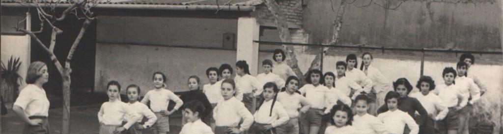 L'Escola Pàlcam fa 60 anys